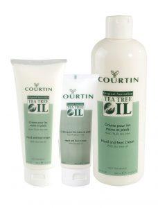 COURTIN Hand & Foot Cream