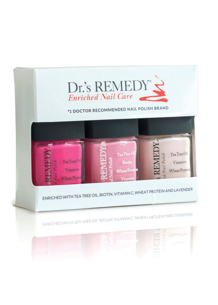 Dr.'s REMEDY Pink Trio Pack