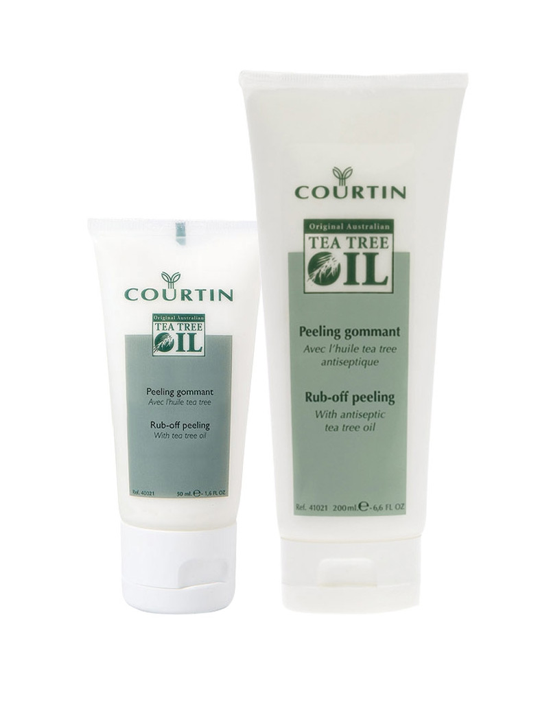 COURTIN Rub-Off Exfoliator