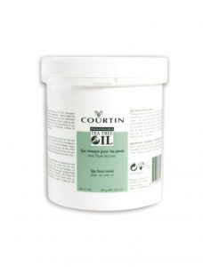 COURTIN Spa Foot Mask 250g
