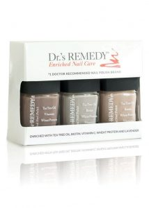 Dr.'s Remedy Nude Trio Pack