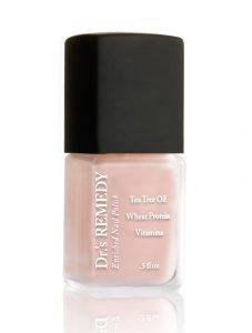 Dr Remedy Perfect Petal Pink Nail Polish